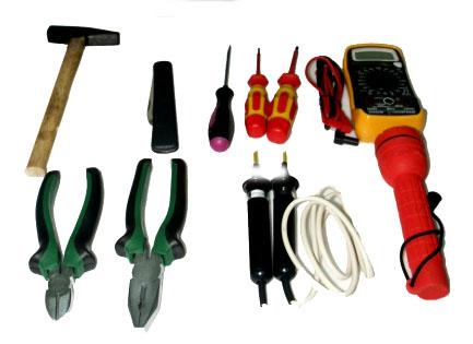 Основные домашние инструменты