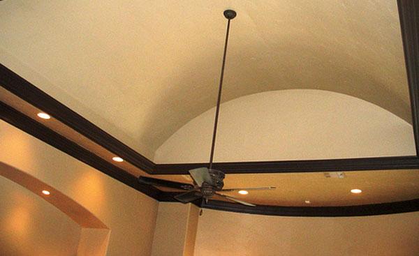 Потолок из гипсокартона #9